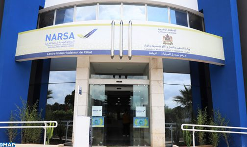 Les PV favorables de contrôle technique délivrés depuis le 12 juin valables pour une année (NARSA)