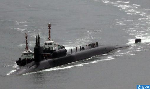 Incendie à bord d'un sous-marin nucléaire français en maintenance à Toulon