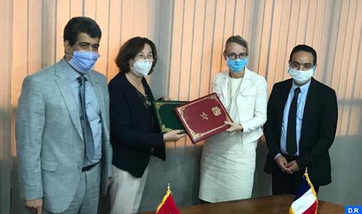 L'ANP et l'AFD renforcent leur partenariat pour un développement durable et compétitif des ports