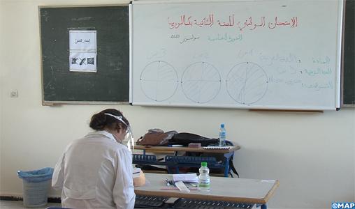 Début des examens du baccalauréat dans la région de Drâa-Tafilalet