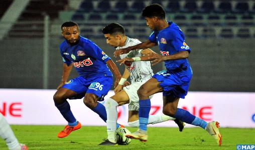 Reprise de Botola Pro D1: Le Difaâ d'El Jadida et le Raja de Casablanca se neutralisent (0-0)