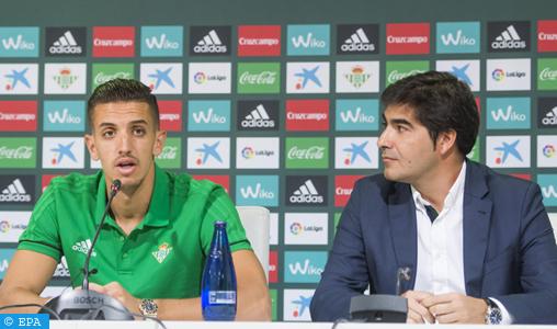Liga : Accord Betis Séville/Sporting Lisbonne pour le transfert de Feddal au club portugais