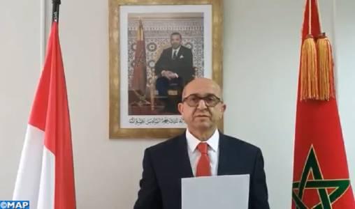 L'ambassade du Maroc à Jakarta célèbre la Fête du Trône