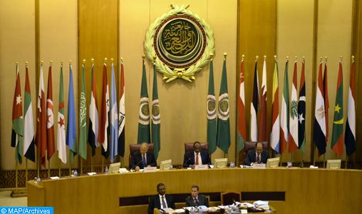 Réunion lundi par visioconférence de la Haute commission de coordination de l'action commune arabe