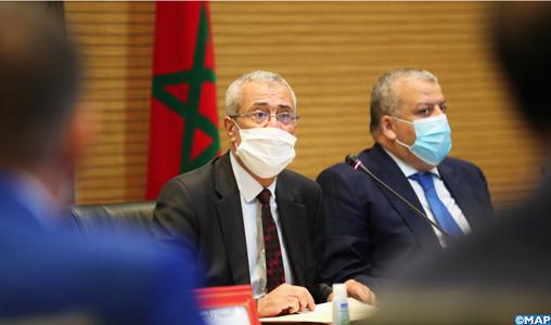 Le Maroc consolide son système de lutte contre le blanchiment d'argent et le financement du terrorisme (ministre)