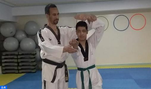 Championnat virtuel arabe de para-taekwondo (Poomsae): Le Marocain Mohamed Rifai décroche la médaille d'or