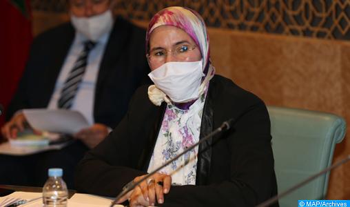 Niamey : Le Maroc appuie le processus de paix comme choix stratégique pour le règlement du conflit palestino-israélien (Mme El Ouafi)