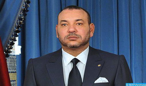 SM le Roi Mohammed VI adresse un message de condoléances au Serviteur des Lieux Saints suite au décès du Prince Khaled Bin Saoud Bin Abdelaziz Al Saoud
