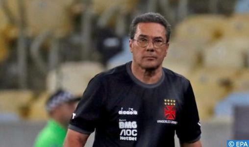 Football: l'ex-sélectionneur du Brésil Vanderlei Luxemburgo positif au Covid-19