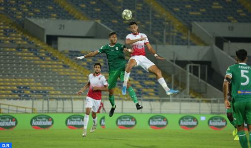 Botola Pro D1 (Mise à jour/19è journée): le Wydad de Casablanca et le Mouloudia d'Oujda se quittent sur un nul (1-1)