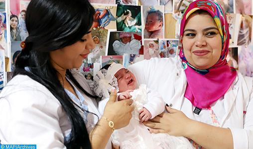 L'Identifiant national des professionnels de santé octroyé aux sages-femmes