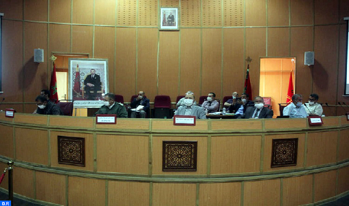 Marrakech : Le conseil communal approuve la digitalisation de ses services administratifs