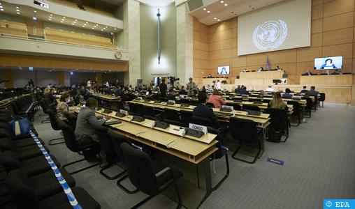 Protection des populations: Le CDH adopte une résolution présentée par le Maroc