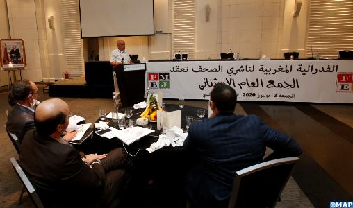 La FMEJ élit son Conseil fédéral et son bureau exécutif