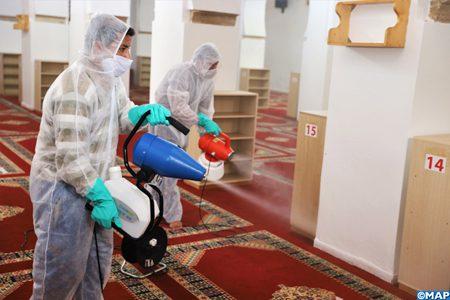Les mosquées de Rabat s'apprêtent à rouvrir leurs portes aux fidèles