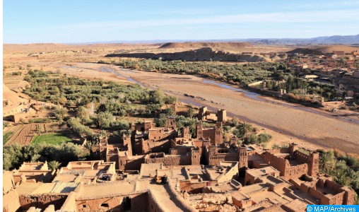 Ouarzazate : rencontre sur les clubs d'éducation à la citoyenneté et aux droits de l'Homme