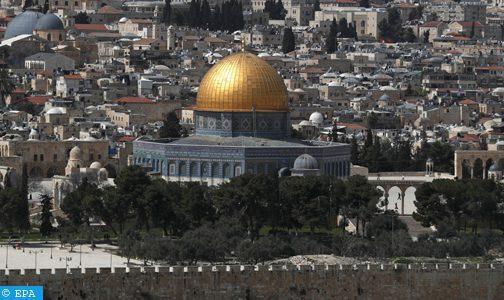 """Annexion de territoires palestiniens, une """"violation"""" du droit international, selon Paris, Berlin, Le Caire et Amman"""