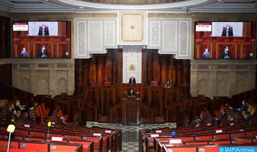"""""""La politique publique destinée aux jeunes"""" au menu de la séance mensuelle de politique générale lundi à la Chambre des représentants"""