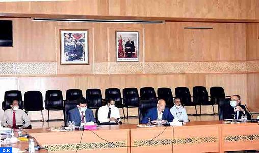 Rehamna : Le Conseil provincial approuve deux conventions dans les domaines du sport et de la santé