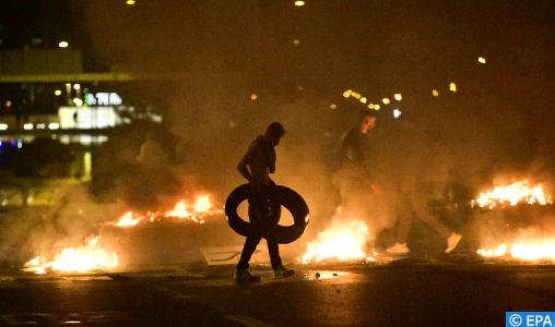 Achoura : interpellation de 157 individus pour implication présumée dans des actes de vandalisme et de résistance aux forces publiques