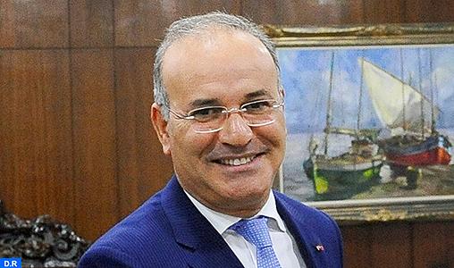 """Le Maroc, une économie émergente et un """"global player"""""""