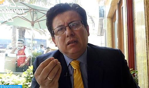 Le discours de la Fête du Trône reflète l'engagement de SM le Roi en faveur du bien-être et de la sécurité des citoyens (Institut péruvien)