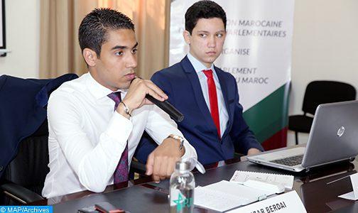 Les sujets d'actualité à l'ordre du jour de la 2ème législature du Parlement Jeunesse du Maroc
