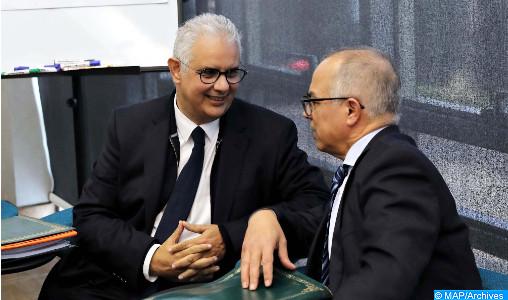 La CSMD rencontre le Parti de l'Istiqlal