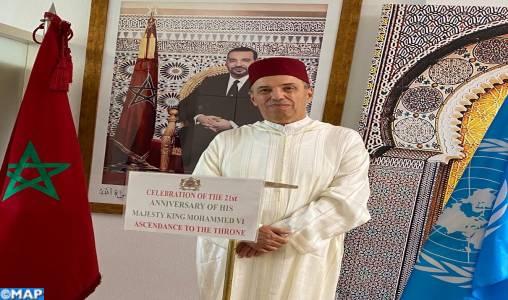 Le Maroc, une action soutenue en faveur du multilatéralisme (mission permanente à Genève)