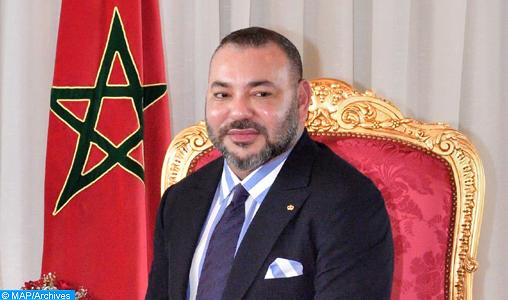 SM le Roi reçoit un message de félicitations du Président biélorusse à l'occasion de la Fête du Trône