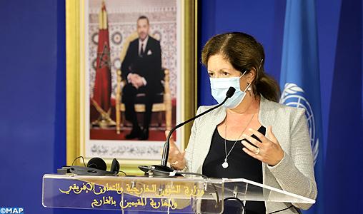 Le Maroc apporte un soutien inébranlable et continu aux efforts de l'ONU en Libye (responsable onusienne)