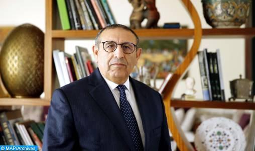 M. Amrani présente la vision Royale pour un Maroc de paix et de prospérité