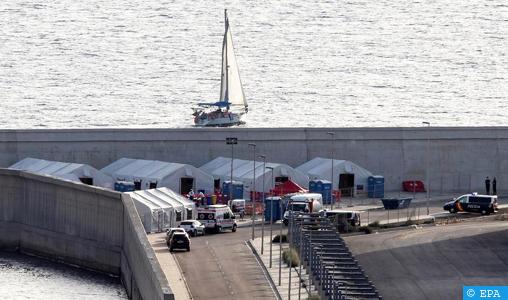Nouvelle vague de migrants clandestins algériens sur les côtes espagnoles : interception de 67 personnes en 24H