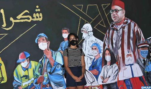Saidia : hommage aux acteurs de la lutte contre le covid-19