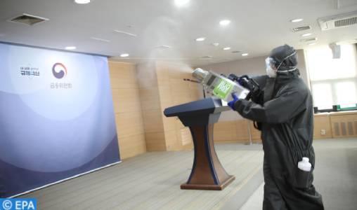 Covid-19 : La Corée du Sud envisage le durcissement de la prévention après une flambée des cas