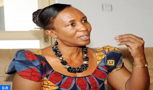 Mme Zaina Nyiramatama nommée nouvelle ambassadrice du Rwanda au Maroc