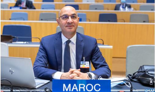 61ème Assemblée de l'OMPI: Le Maroc appelle à oeuvrer pour répondre aux besoins des pays en développement