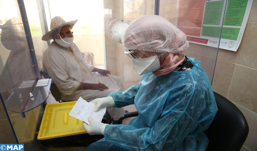 Covid19 : 30.000 tests rapides effectués dans la région Fès-Meknès