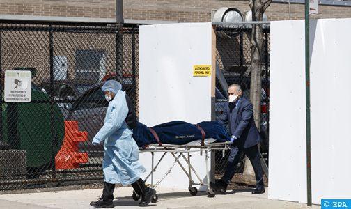 Covid-19: les Etats-Unis atteignent le cap de 200.000 décès