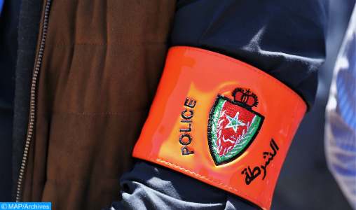 Casablanca: Un policier contraint d'utiliser son arme de service pour interpeller deux récidivistes (DGSN)
