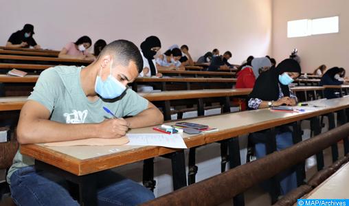 Session de printemps: examens exceptionnels pour les étudiants atteints de Covid-19 ou placés en confinement (Faculté)