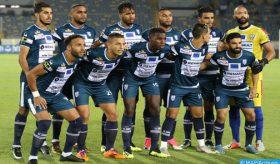 Botola Pro D1 (Mise à jour/25è journée): L'Ittihad Tanger et la Renaissance Zemamra font match nul (0-0)