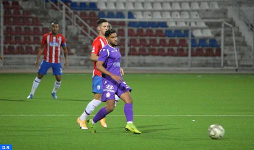 Botola Pro D1 (26è journée/Mise à jour): Le Moghreb Tétouan et le Wydad Casablanca font match nul (1-1)