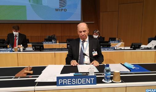 Franc succès pour la 61è Assemblée des États membres de l'OMPI sous la présidence du Maroc