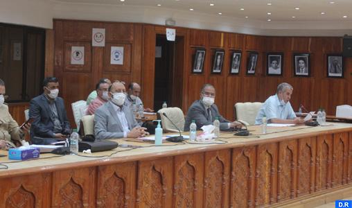 Le Conseil communal de Marrakech approuve deux accords relatifs à la santé et à l'éducation
