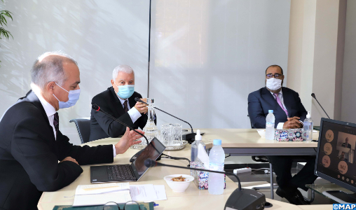 La CSMD tient une séance de travail avec une délégation de l'USFP