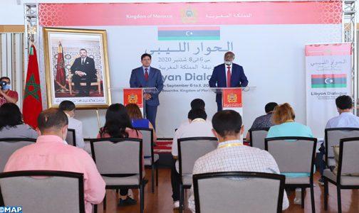 """Dialogue politique inter-libyen à Bouznika : D'""""importants compromis"""" ont été obtenus (déclaration)"""