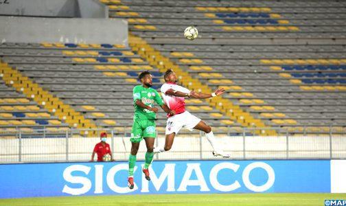 Botola Pro D1 (Mise à jour/25è journée): le derby casablancais Wydad/Raja se solde par un nul blanc