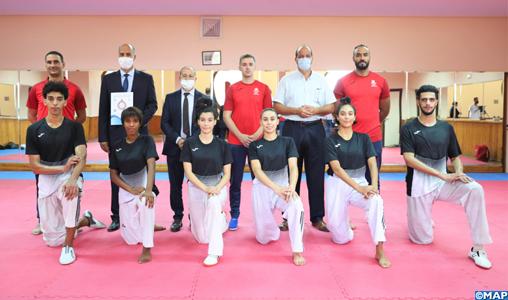 JO de Tokyo : Les taekwondoïstes marocains reprennent la préparation avec une ambition renouvelée