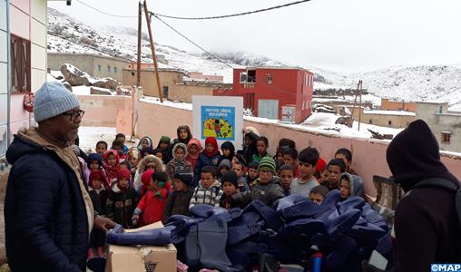 « Amis des écoles », une solidarité agissante au fin fond des zones enclavées